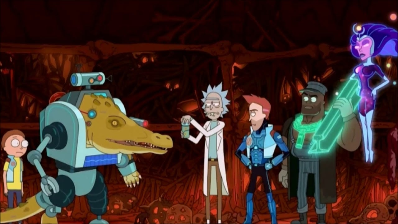 What makes Rick and Morty more special than other TV shows?