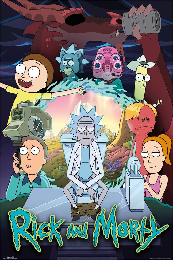 When will the Rick and Morty season 4 end?