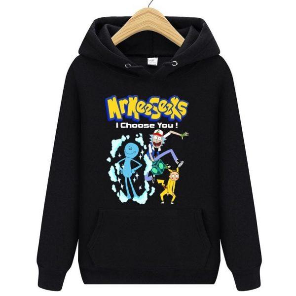 2020 Rick and Morty Fashion Unisex Hoodies