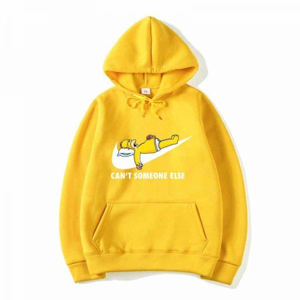 Hip-Hop The Simpsons Unisex Hoodies