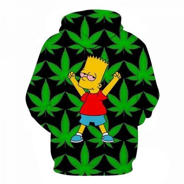 Brand New The Simpsons Fashion Unisex Hoodies