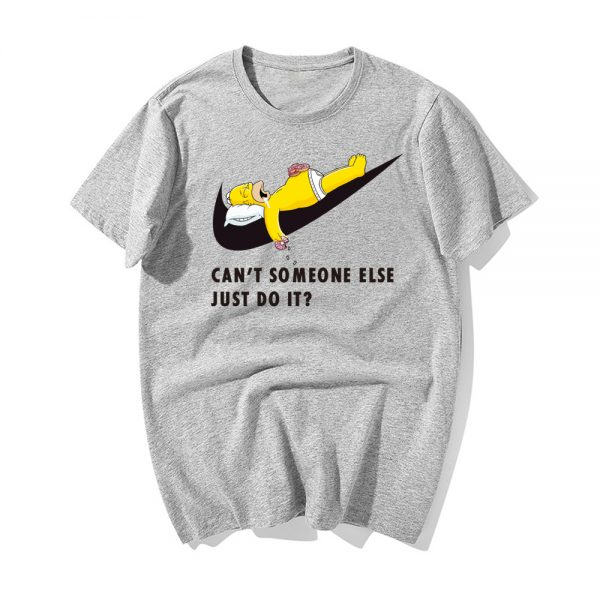Simpsons Can't Someone Else Just Do It T-shirt