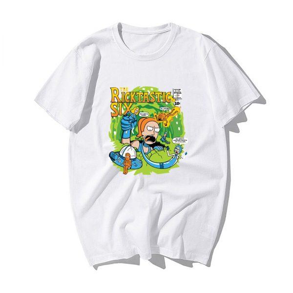 New Rick &Morty Super Cool T-shirts