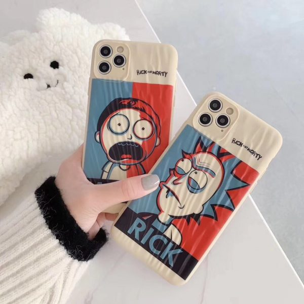 New Arrival Rick And Morty Iphone Cases