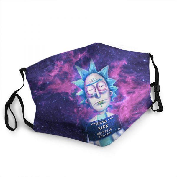 2020 Rick Sanchez 3D Cool Mask