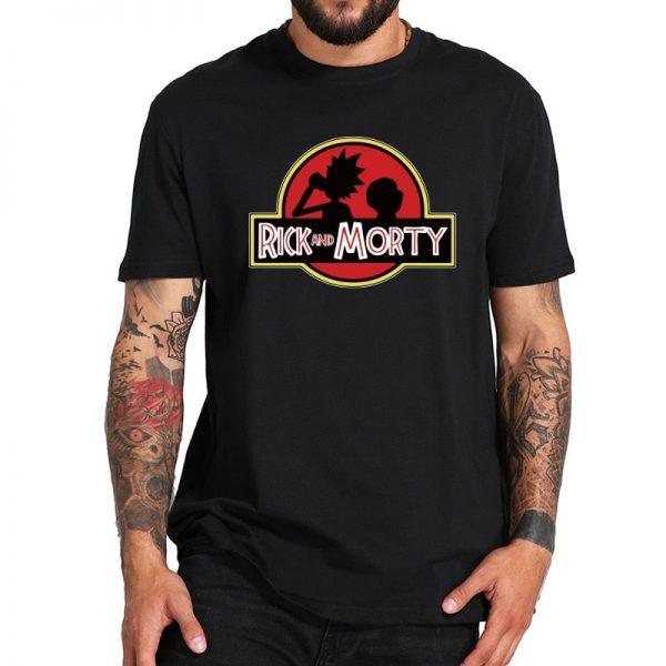 Rick And Morty Cool Summer T-shirt