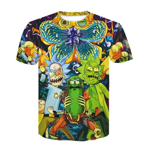 Men And Funny 3D T-shirt