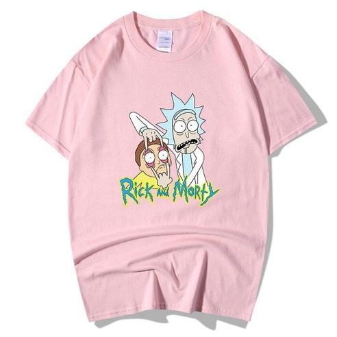 Summer Rick And Morty T-shirts