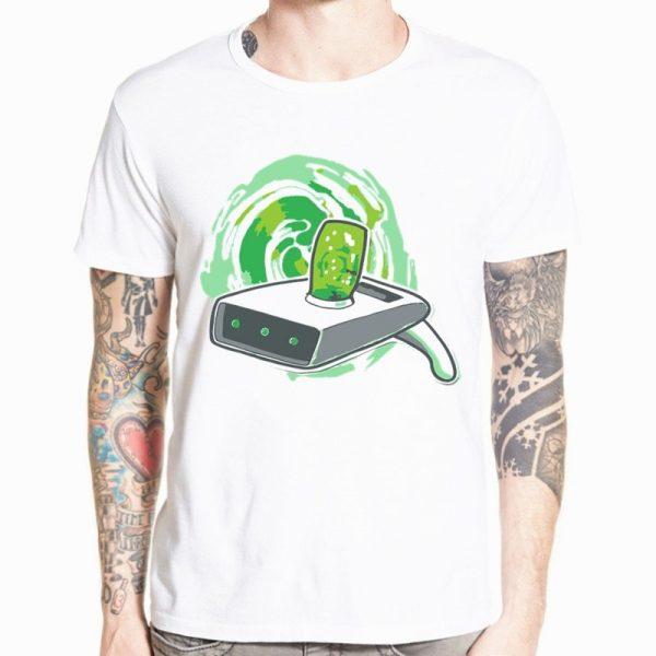 Men's Rick and Morty T-shirt