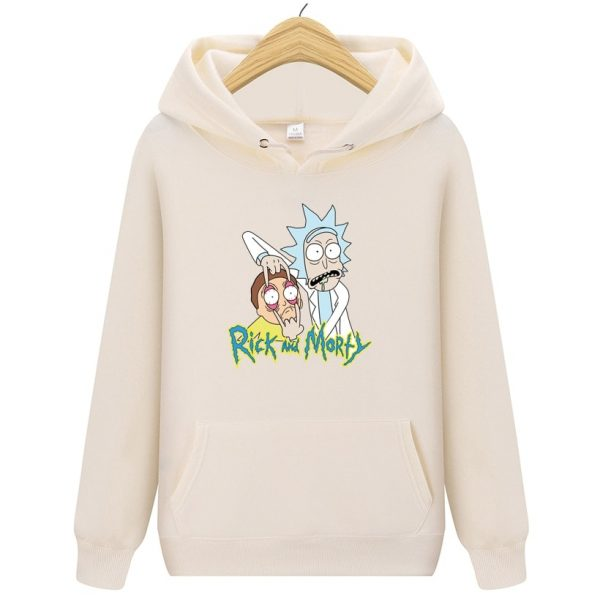 2020 Funny Rick And Morty Hoodie