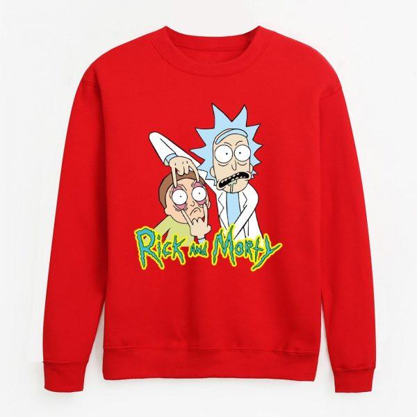 Funny 2020 Rick And Morty Cool Sweatshirt