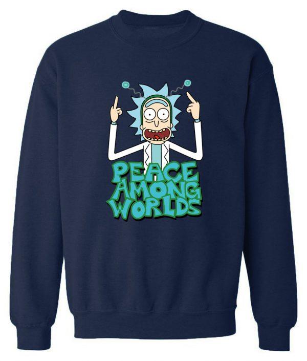 Peace Among Worlds Casual Sweatshirt