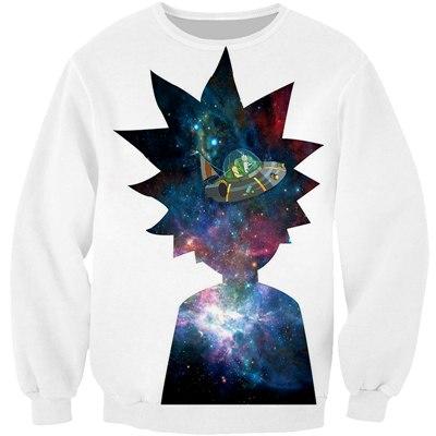 Rick And Morty Nice Sweatshirt