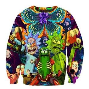 Rick And Morty Sweatshirt