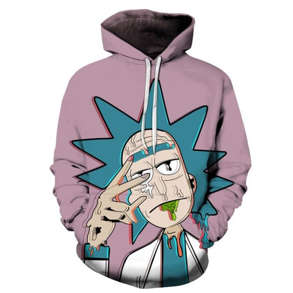 Rick Sanchez Funny Sweater