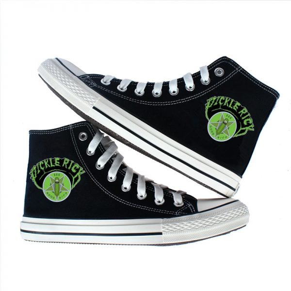 666 Good Rick Converse Shoes