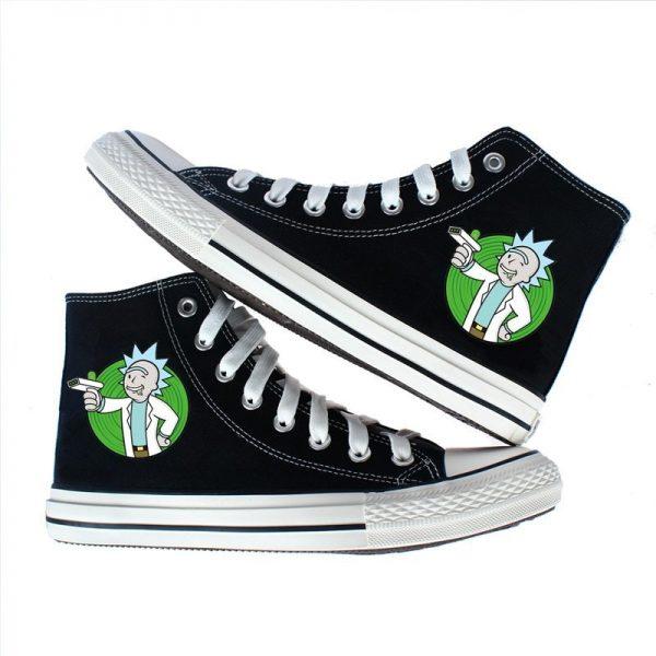 Rick Sanchez 2020 Converse Shoes