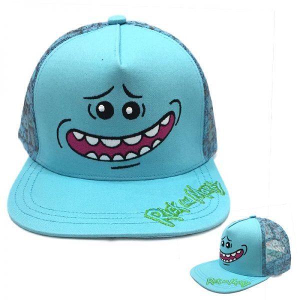 Mr Meeseeks Awesome Cap