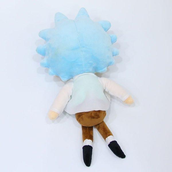 25cm 1pcs Rick Scientist Plush Toys