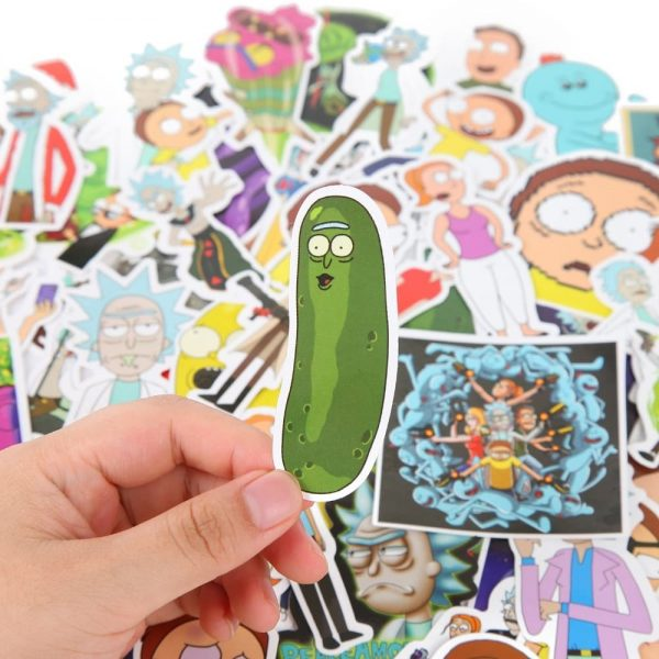69Pcs/Lot Rick and Morty [ Pack of 3 ]