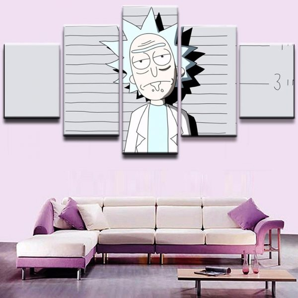 Free Rick 2020 Canvas Wallpapers