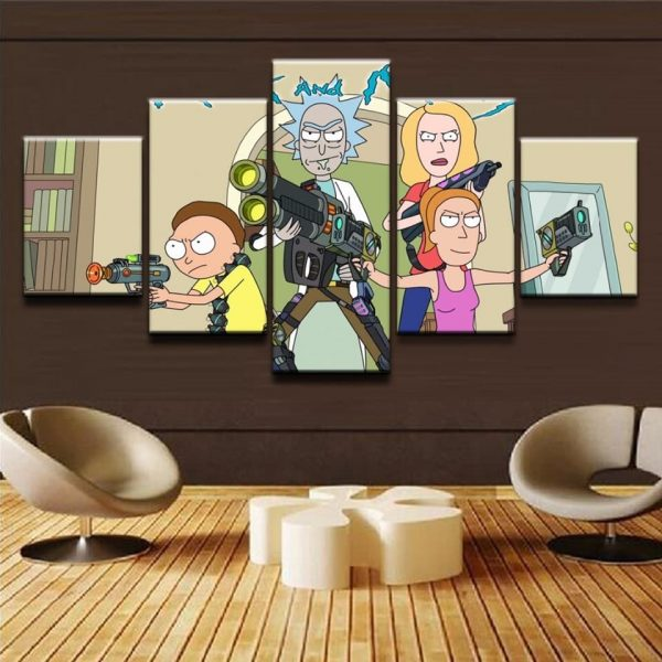 Rick And Morty Pictures Wallpapers