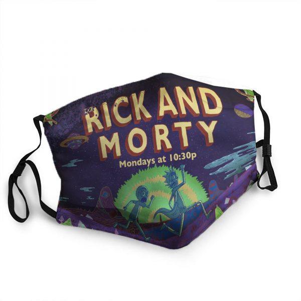 RicknMorty 2020 Mask