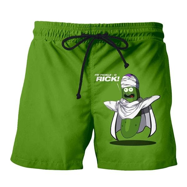 I Am Pickle Rick Boardshorts