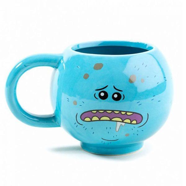 3D Mr. Meeseeks Coffee Mug