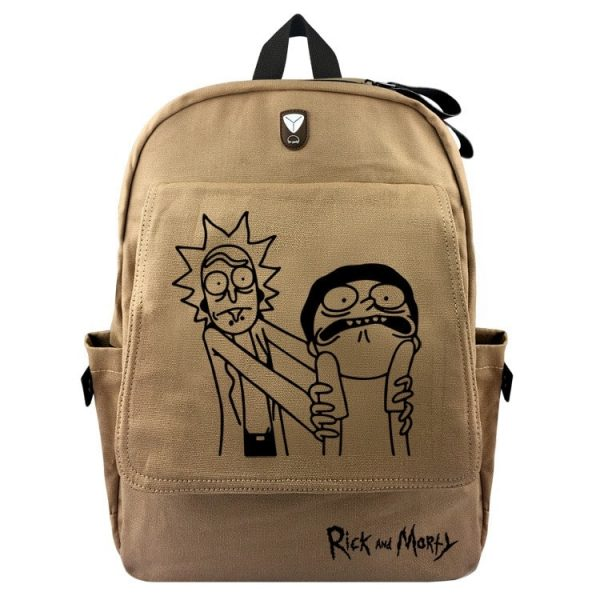Rick And Morty Cool Backpack
