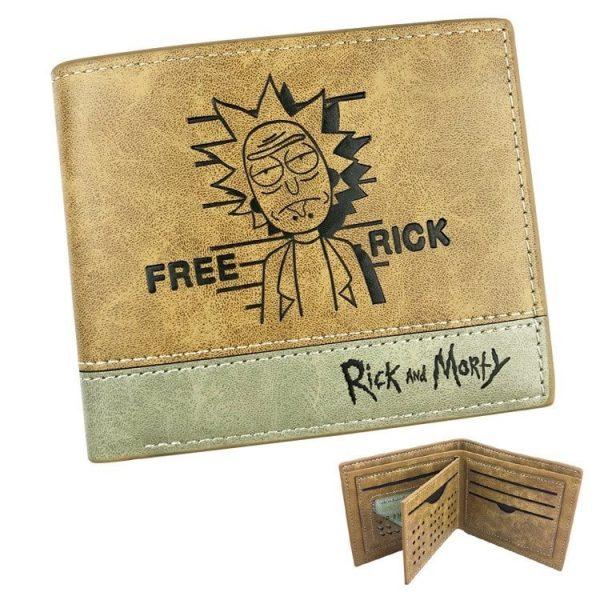 Free Rick Wallet
