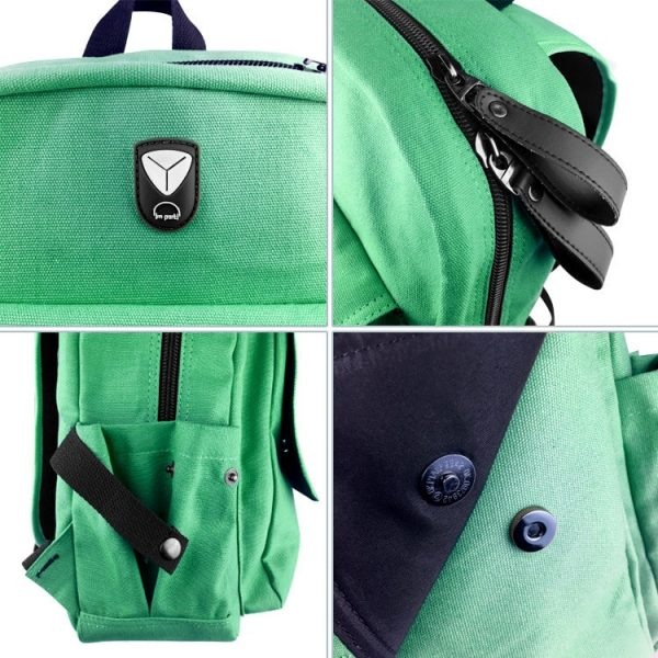 2018 Pickle Rick Students Backpack