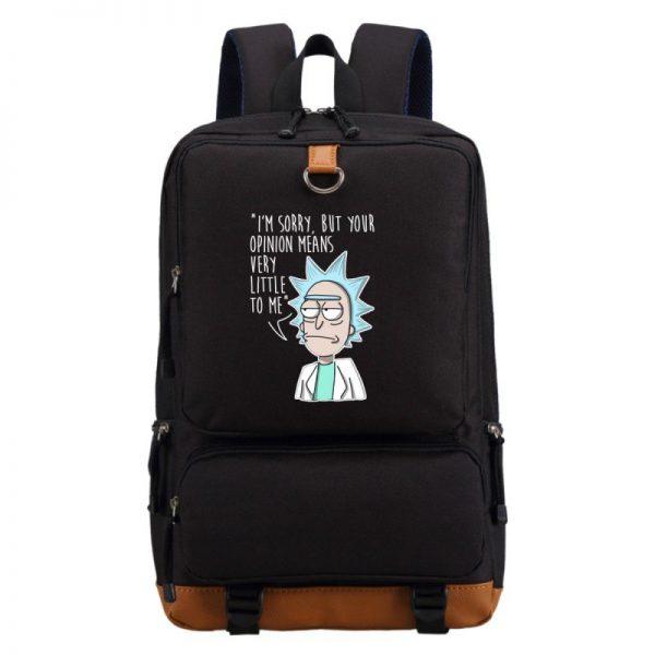 Rick Sanchez Teen Backpack