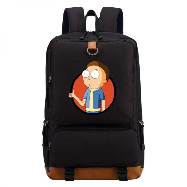 Cute Morty Teen Backpack