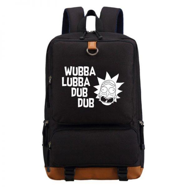 Wubba Lubba Dub Dub Teen Backpack