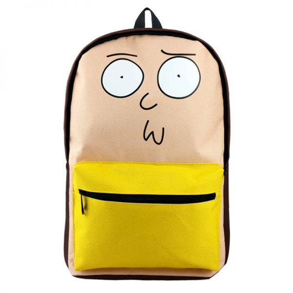 Morty Smith Cute Backpack