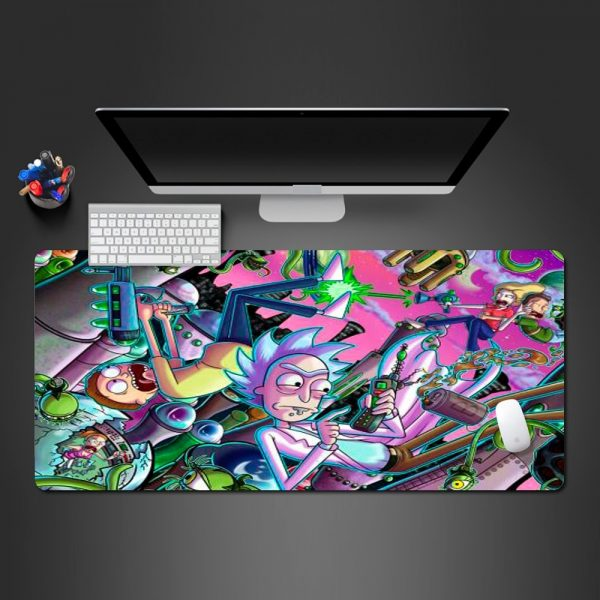 Rick And Morty Professional Mouse Pad