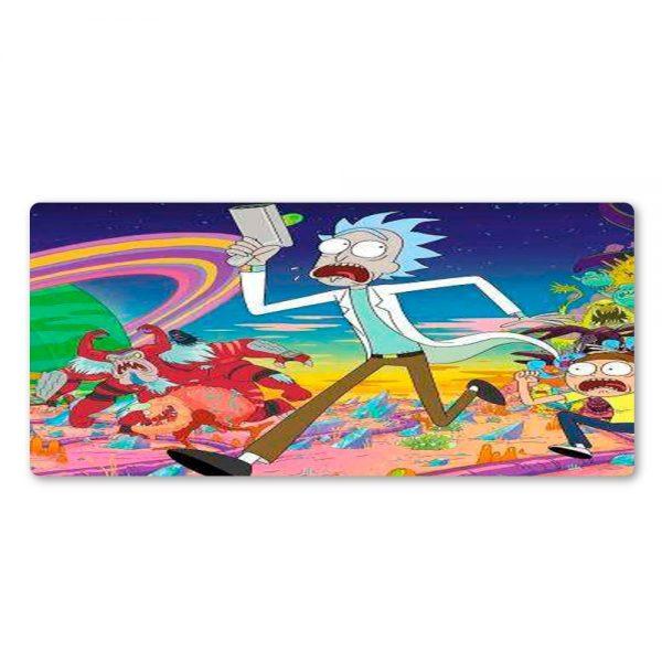 Rick Sanchez Humorous Mouse Pad