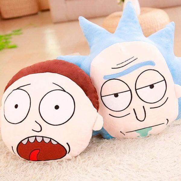 Cartoon Rick and Morty 2020 Cute Plush