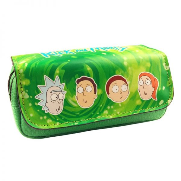 Rick And Morty Cool Pencil Case