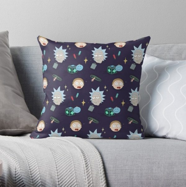New 2020 Rick and Morty Pillow Covers