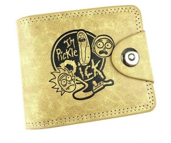 I'm Pickcle Rick Buckle Wallet