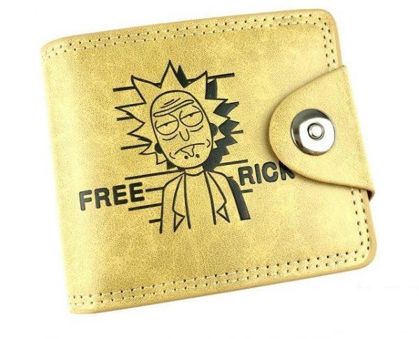 Free Rick Buckle Wallet