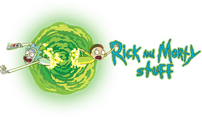 Rick and morty Stuff