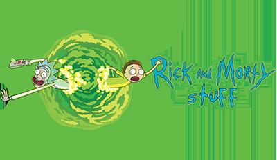 Rick and morty Stuff