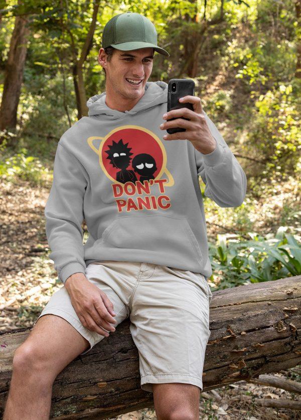 Don't Panic Hoodie