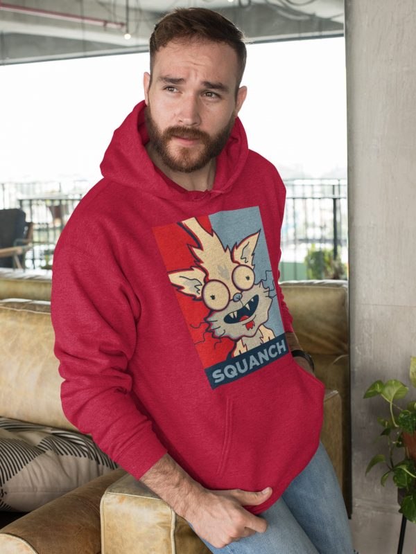 Squanchy Hoodie