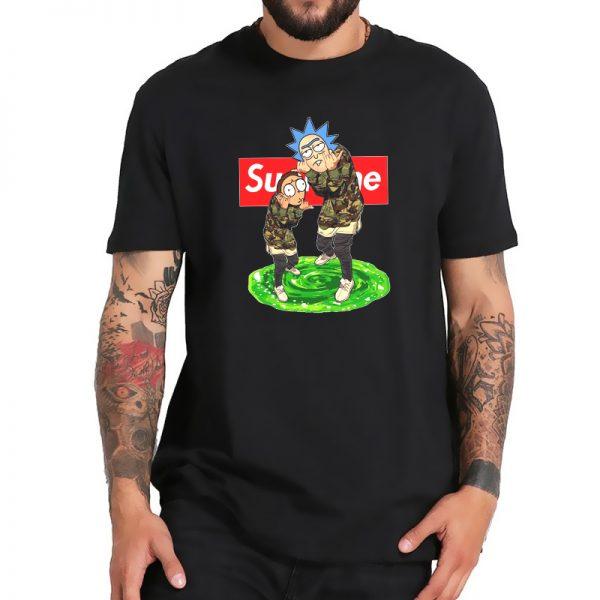 Luxury Brand Rick & Morty 2020 T-shirt