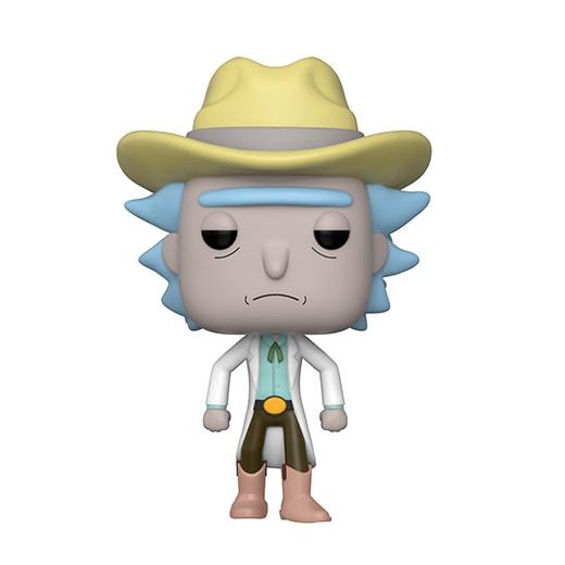 Western Rick Action Figure
