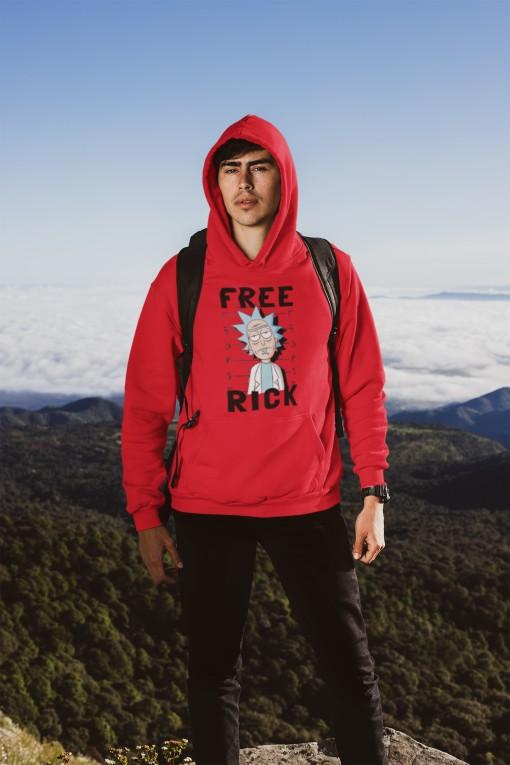 2021 Free Rick Hoodie
